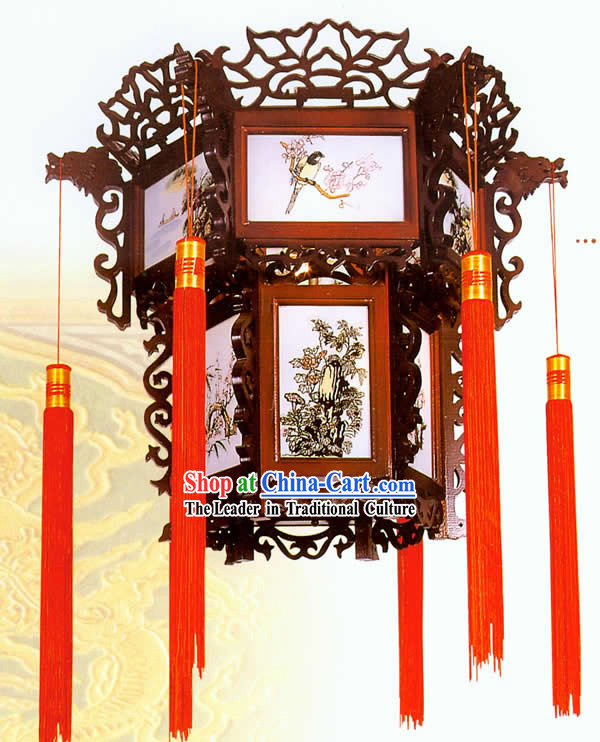 Chinese Classic Palace Ceiling Lantern