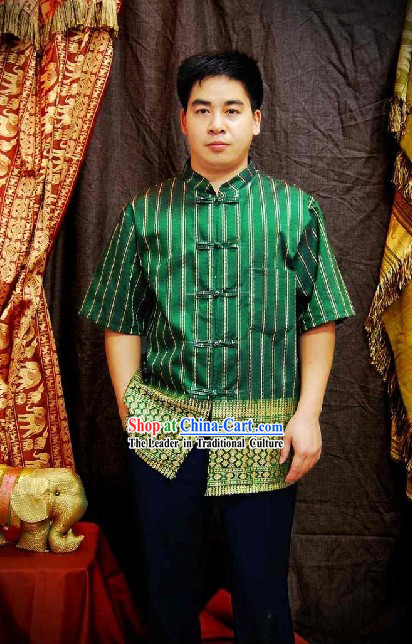 Traditional Thailand Blouse for Men