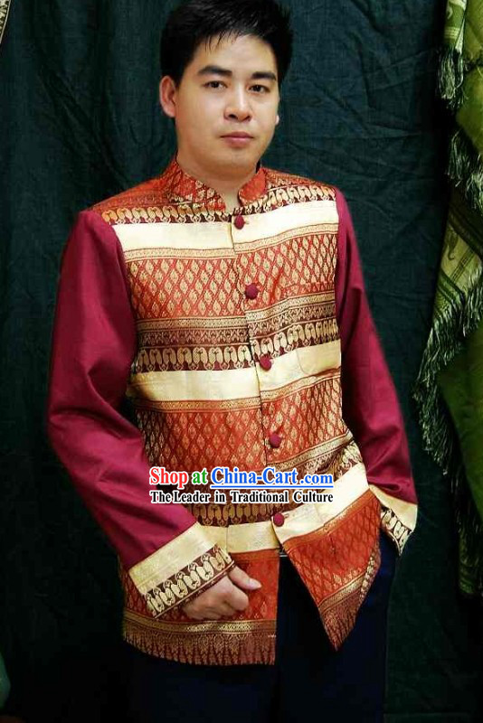 Traditional Thailand Men Clothes
