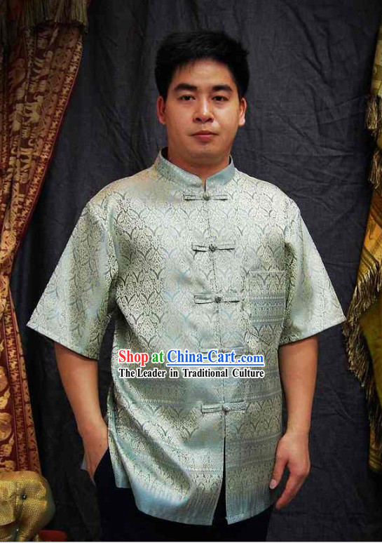 Traditional Thailand Men Clothing