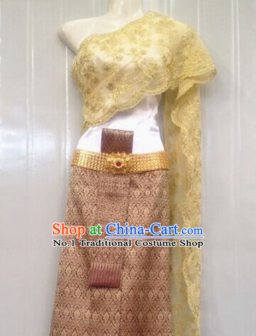 Traditional Thailand Skirt for Women