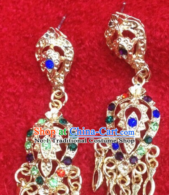 Traditional Thailand Earrings for Women