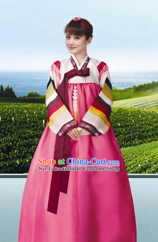 Korean Lady Costumes Traditional Costumes Hanbok Store Korea Dress
