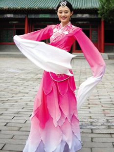 Water Sleeve Dance Costumes
