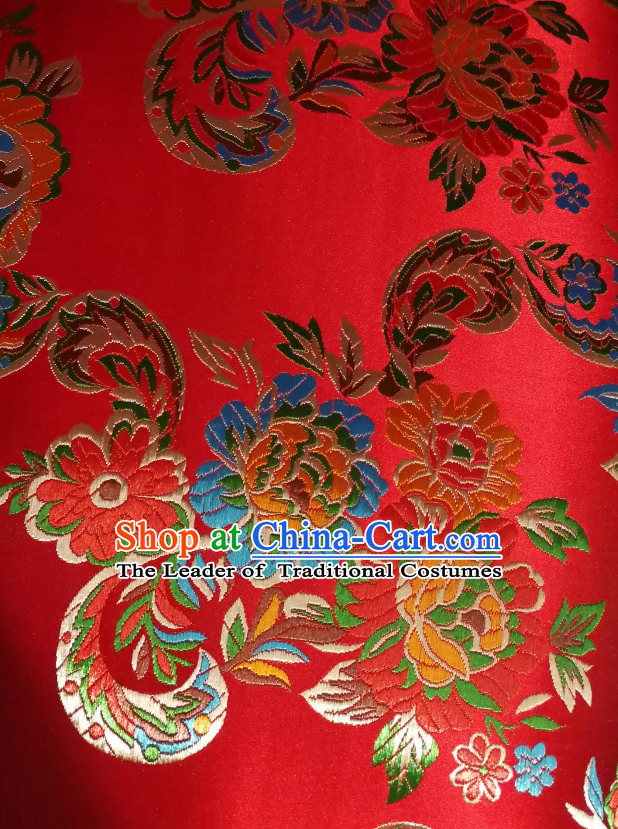 Chinese fabric patterns - photo#42